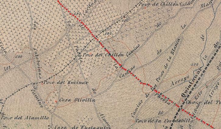 Resultado de imagen de Carril de los Parrales: Desde El Toboso a La Puebla de Almoradiel